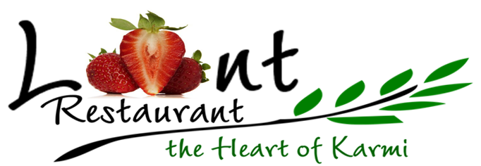Levant Strawberry Logo